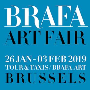 """64ème """"BRAFA"""", du 25 Janvier au 03 Février, à """"Tour et Taxis"""""""