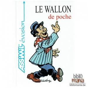 """Couverture d un dictionnaire realisee par (c) Walthery/Ed. """"Assimil""""/""""Affipage"""""""