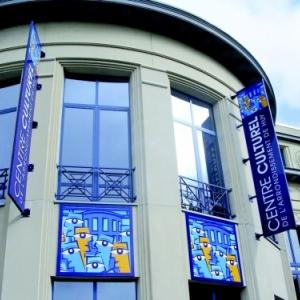 """Le """"Centre Culturel"""", a Huy (c) Ville de Huy"""