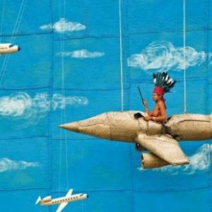 """Wale Asongwaka s envole"" (c) Patrick Willocq / Courtesy Project 2.0/Gallery"