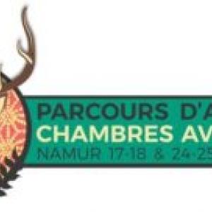 5èmes « Chambres avec Vues », à Namur, les 24 et 25 Mars