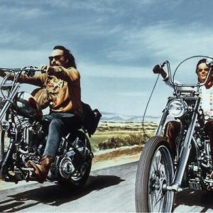 """Easy Rider"" (Dennis Hopper)"