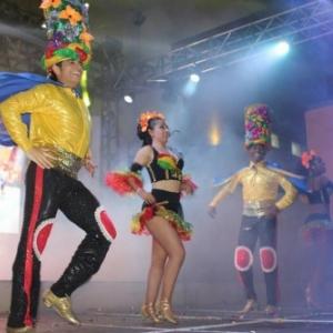 """Colombie : """"Compania Bailarte Creativos"""""""