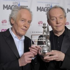 """Les Dardenne : 3 """"Magritte du Cinema"""", en 2015, pour """"Deux Jours, une Nuit"""" (c) """"Reporters"""""""