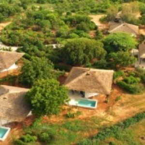 """""""Les Manguiers de Guereo"""", un """"Lodge Nature"""" senegalais, au sein du """"Village Nature"""""""
