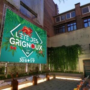 """Le """"Cine Plein Air"""" des """"Grignoux"""""""