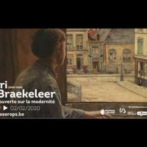 """""""Henri De Braekeleer, Fenêtre ouverte sur la Modernité"""""""