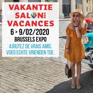 """62è """"Salon des Vacances"""", à """"Brussels-Expo"""", avec Cuba à l'Honneur"""