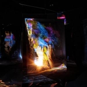 "Au ""Delta"", les couleurs de l arc-en-ciel de ""Rainbow"" (c) Jean-Pol Sedran"