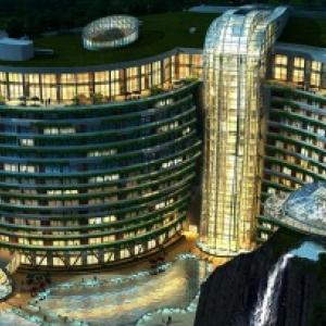 """Hotel """"Inter Continental"""" de Songjian"""