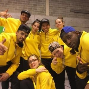 "La danse ""Hip Hop"", avec la ""Funky Feet Academy"" (Namur)"