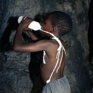 """Milk"" 2006 (c) Viviane Sassen/Courtesy of Stevens Cape Town and Johannesburg"