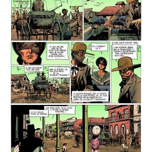 """Page 26 © Léa Chrétien et Gontran Toussaint /Ed. """"Dargaud"""""""