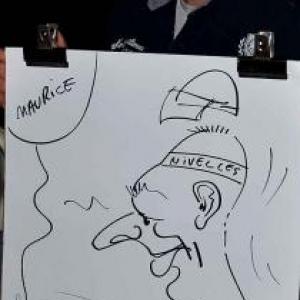 Caricature Sabert -photo 6011
