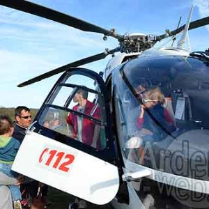 helicoptere medical Tohogne-3769