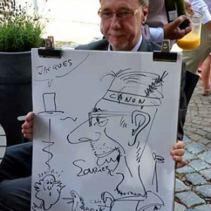 Caricature mariage-7121