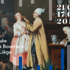 Exposition a La Boverie. La Lecon d'Anatomie, 500 ans d'histoire de la medecine