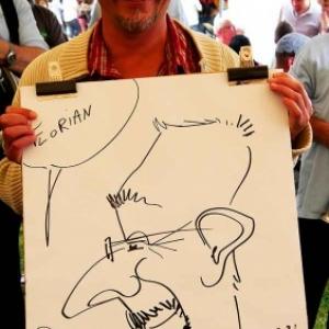 Rencontre des brasseries-caricature-10733