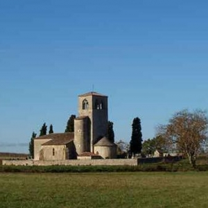 07 - Eglise romane de Cabanac
