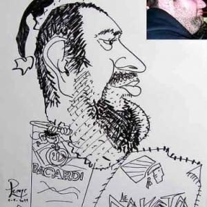 caricature minute