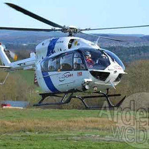 helicoptere medical Tohogne-3753