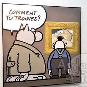 Philippe Geluk expose le Chat-6478