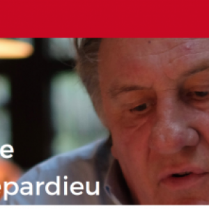 Gerard Depardieu chante Barbara avec Gerard Daguerre au piano