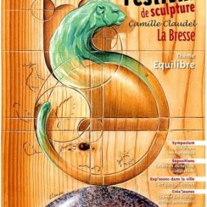 Affiche de Olivier Claudon 2008