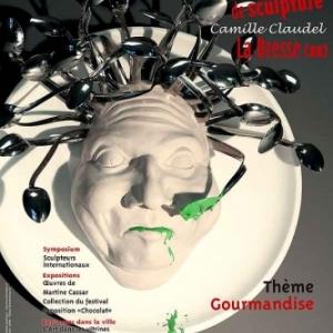 Affiche de Olivier Claudon 2015