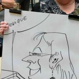 Caricatures Bruxelles-Capitale - 820