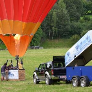 Vol en Montgolfiere en Belgique - 7839