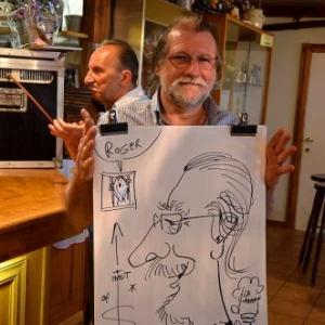 Caricature Jose Michel-4426