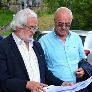 Jean-Marie GENIN mecene fondateur de la route des sculptures-9252