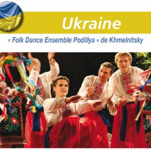 Folk Dance Ensemble Podillya de Khmelnitsky, Ukraine