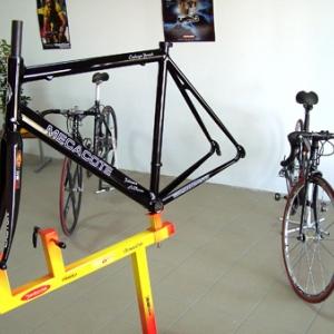 Poursuivre les efforts du cycliste plus longtemps sans douleur