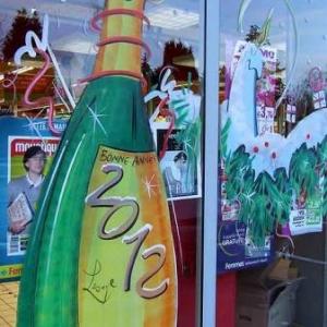 vitrine de Noel - photo 8526