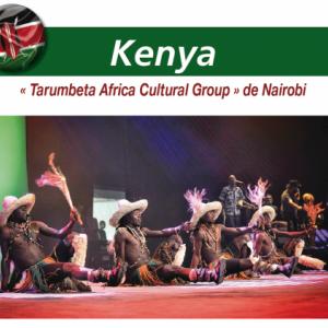 Tarumbeta Africa Cultural Group de Nairobi
