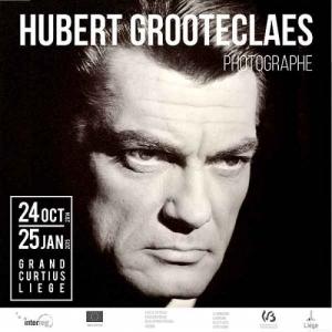 affiche expo de Hubert Grooteclaes