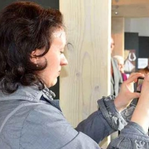 Debora Bodson, l'animatrice des seniors luxembourgeois.
