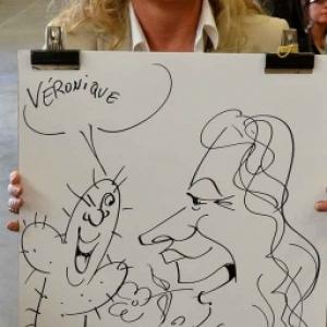 caricature JUMATT-7034