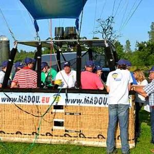vol en ballon en Wallonie - photo 7655