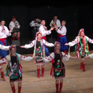 Folk Dance Ensemble Podillya,Ukraine