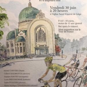 Le Tour de France en chansons