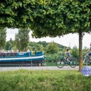 La Wallonie a pied et a velo