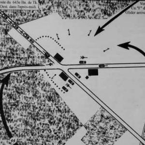 Battle of the Bulge - Baraque de Fraiture - 1944-45