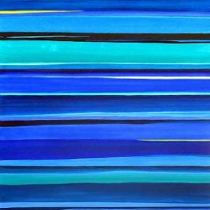 Carine Leroi expose sa peinture