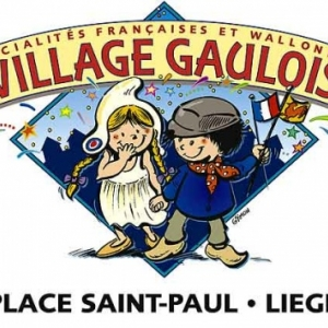 Village GAULOIS au cœur de la ville de LIEGE