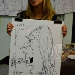 Caricature Roger- 2767