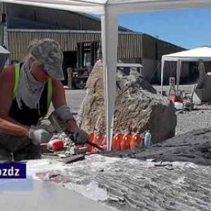 Rencontres Internationales de Sculpture de Sprimont 2016 - video 03_Jozia Gozdz