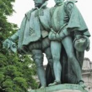 Les Comtes d'Egmont et de Hornes (c) Laszlo Arany